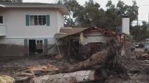 Luego de una temporada de incendios viene riesgo de inundaciones y deslaves