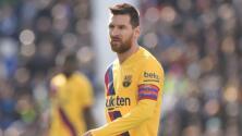 """Leo Messi: """"Lo pasé muy mal, lo arrastré al comienzo de la temporada"""""""