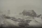 Video capta un masivo choque de 22 autos en Wisconsin durante tormenta de nieve