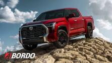Toyota Tundra 2022: Tras 15 años Toyota presenta la 3ra generación de su pickup grande