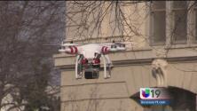 Senadora propone restringir el uso de drones