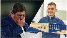 ¿Y Nicolás Benedetti? Así analiza Miguel Herrera la llegada del colombiano al equipo