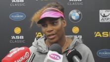 """Serena Williams: """"Me tomé tiempo de todo y creo que eso hizo una gran diferencia"""""""