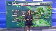 Tiempo en Puerto Rico: inicio de semana con fuertes lluvias e inundaciones
