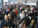 El reto en los aeropuertos en el fin de semana de 'Memorial Day': reducir el tiempo de espera