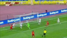 ¡Hat-trick! Gareth Bale hace su tercer gol y concreta la remontada de Gales