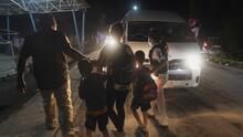Dispersan en el sur de México al cuarto grupo de migrantes que había partido de Tapachula