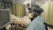 Se reporta una disminución de casos y hospitalizaciones por covid-19 a nivel nacional