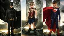 La noble labor del fotógrafo que convierte en superhéroes a niños con problemas de salud