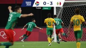 Recta final: México prueba a sus piezas de cara a los Cuartos