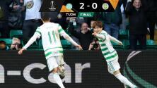 Celtic vence al Ferencvaros y revive en el Grupo G de la Europa League