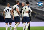 Mourinho, feliz por lo logrado con el Tottenham a poco tiempo de su llegada