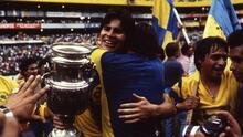 Eduardo Bacas y Fernando Quirarte revivieron la final de 1984 entre América y Chivas