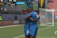 ¡Haití pega primero! Zurdazo de Carnejy Antoine para el 1-0