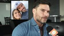 Enamorado, Julián Gil habla de relación hermosa y llena de complicidad que tiene con Valeria Marín