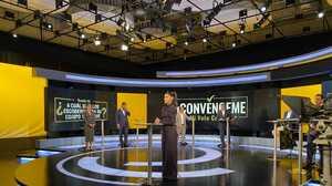 Debate Convénceme: Políticos populares y penepés reaccionan al desempeño de los candidatos a la gobernación
