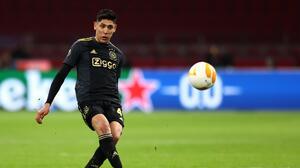 Edson Álvarez confirmó que seguirá jugando con el Ajax