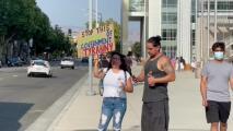 Antivacunas buscan boicotear el mandato para evitar contagios de San José