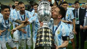 """Messi: """"Necesitaba sacarme la espina de conseguir algo con la selección"""""""