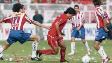 Los cinco mejores goles de Cardozo a Chivas