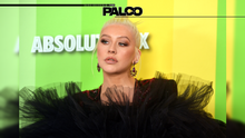 Así luce Christina Aguilera a sus 40