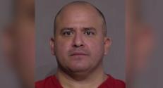Lo persiguieron vía aérea y fue arrestado en un complejo de apartamentos por los U.S. Marshals