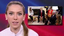 Emocionada, Fabiana Rosales recuerda el momento en que Ivanka Trump paró lo que hacía por conocerla