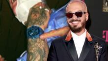 J Balvin presume que es dueño de un reloj único de 3.2 millones de dólares