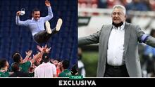"""Lozano responde a Vucetich: Jugar con mexicanos """"es un privilegio"""""""