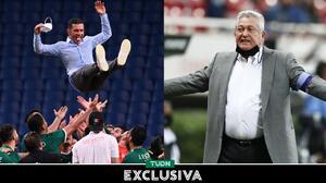 """Lozano contradice a Vucetich: Jugar con mexicanos """"es un privilegio"""""""