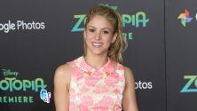 Shakira le dio el toque latino a la película 'Zootopia'