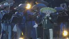 Vicente Fernández dice adiós a su carrera