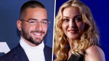 ¿Qué se traen entre manos Maluma y Madonna? Esto es lo que se sabe sobre su video juntos