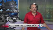 El Trump-iezo del día: el presidente sigue su ofensiva contra los inmigrantes