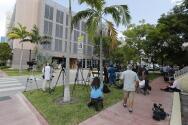 FBI allana las oficinas de la CONCACAF en Miami