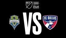 El Resumen: Seattle Sounders a la final del Oeste tras vencer 1-0 al FC Dallas