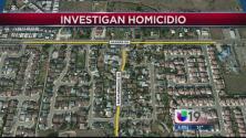 Posible muerte de hispano durante balacera