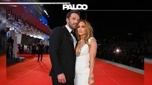 J-Lo y Ben Affleck enloquecen a Venecia