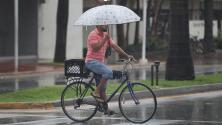 El paso de la tormenta tropical Gordon deja perdidas económicas en el sur de Florida