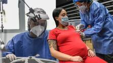 Embarazada de 6 meses pierde su bebé a causa del covid-19 y el padre invita a vacunarse