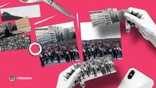 """Son falsos los videos de las """"inmensas protestas antivacunas"""" alrededor del mundo"""