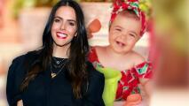 """Claudia Álvarez """"respeta"""" cuando a su hija no le gusta la comida que le prepara y se la cambia"""