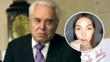 Enrique Guzmán estaría dispuesto a negociar si Frida Sofía se retracta de los señalamientos de abuso hacia él