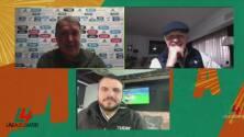 ¡Frente a frente! 'Tata' Martino y su conversación con Javier Aguirre