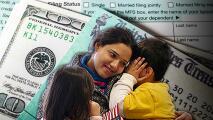Familias en Georgia reciben los primeros pagos del crédito tributario por hijo