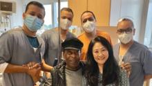 Pelé abandona el hospital tras un mes por un tumor de colon