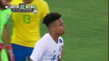 Tiro de esquina para Brazil