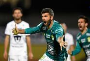 'Puma' Gigliotti se perfila como titular en León para la gran Final