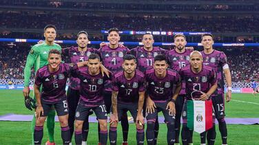 Salcedo, a la banca: la alineación del Tri para la Final de Copa Oro