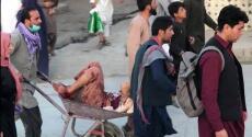 """""""La gente fue arrojada por todos lados"""": primeras imágenes tras las explosiones en el aeropuerto de Kabul que dejaron varios muertos"""